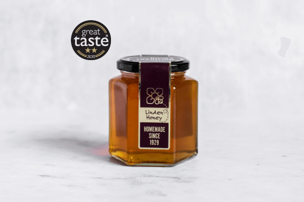 Linden Honey Raw Honey