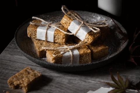 Honey Tradition Honey Flapjacks