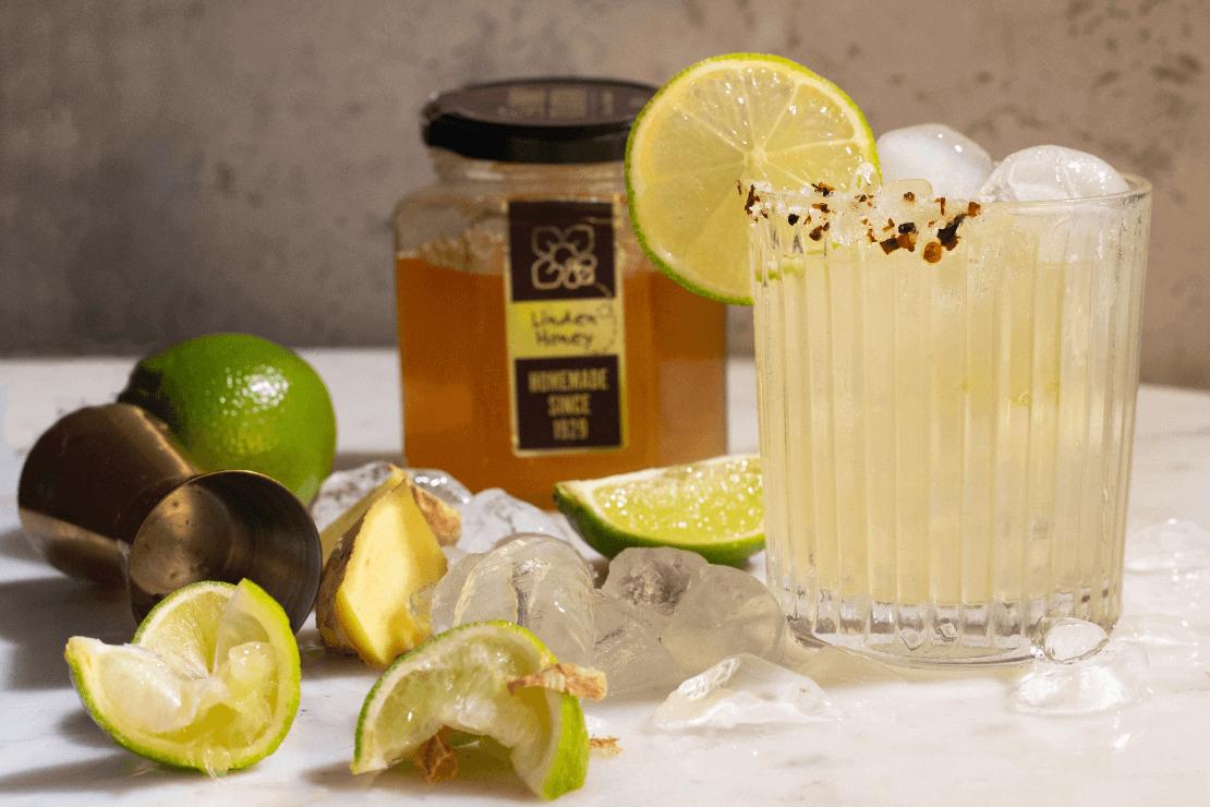 Honey Tradition Fiery Margarita Cocktail
